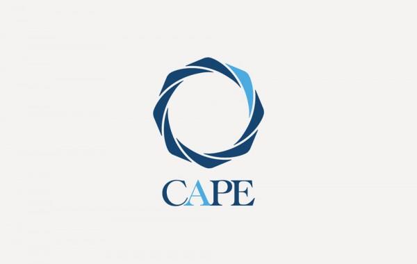 京都大学大学院文学研究科 応用哲学・倫理学教育研究センター(CAPE)様 ロゴ