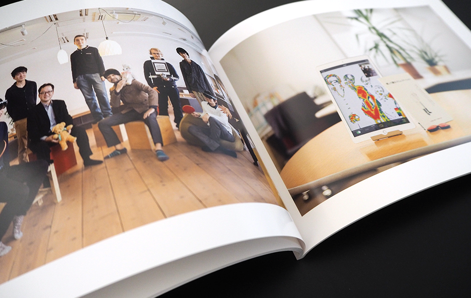東京大学先端科学技術研究センター ビジュアルブック