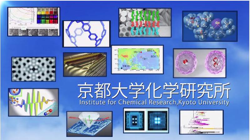 京都大学化学研究所動画