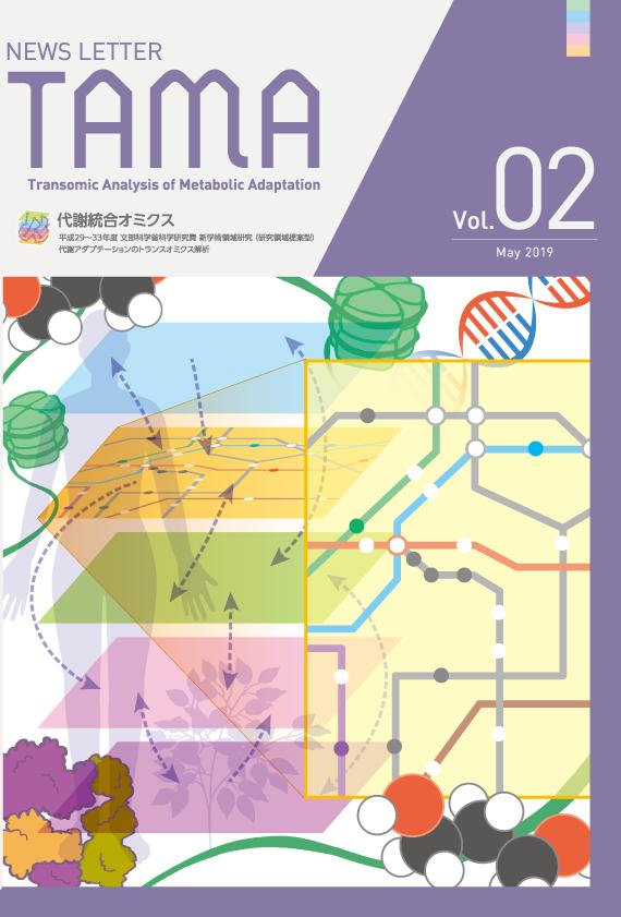 代謝アダプテーションのトランスオミクス解析